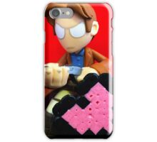Mal Valentines iPhone Case/Skin
