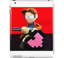 Mal Valentines iPad Case/Skin