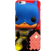 Bat Girl Valentines iPhone Case/Skin