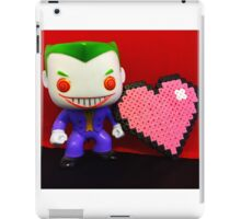 Joker Valentines iPad Case/Skin