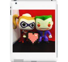 Harley Quinn & Joker Valentines iPad Case/Skin