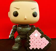 Shepard Valentines by FendekNaughton