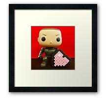 Shepard Valentines Framed Print