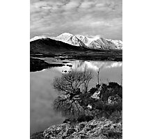 Across To The Mountains Photographic Print