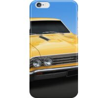 Chevrolet Chevelle iPhone Case/Skin