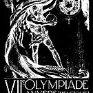 Olympics 1920 by Blahzeedee