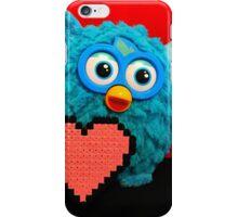 Furby Loves U-nye iPhone Case/Skin