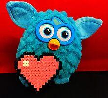 Furby Loves U-nye by FendekNaughton