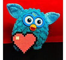 Furby Loves U-nye Photographic Print
