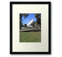 'The Dish', Parkes, NSW Framed Print