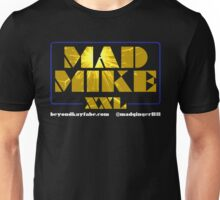 Beyond Kayfabe Podcast - Mad Mike XXL Unisex T-Shirt