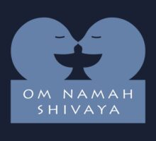 OM NAMAH SHIVAYA by Kim  Lynch