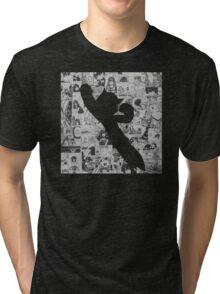 Astro Collage - T Shirt Tri-blend T-Shirt