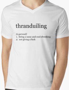 Thranduiling  Mens V-Neck T-Shirt