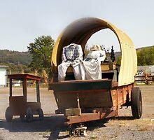 Gohstly wagon by sunshine0