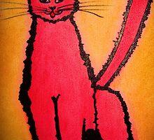 Pink Catt, Rose Loya by Rose Loya