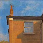window. islington. by v0ff