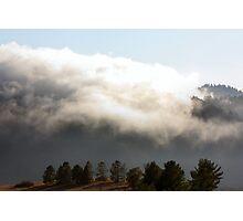 Fog Belt Photographic Print