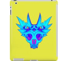HorndSkull - ChilldMap iPad Case/Skin