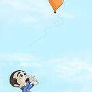 Balloon catching by Kitsune Arts