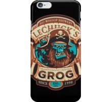 Ghost Pirate Grog iPhone Case/Skin