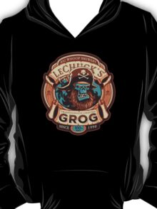 Ghost Pirate Grog T-Shirt