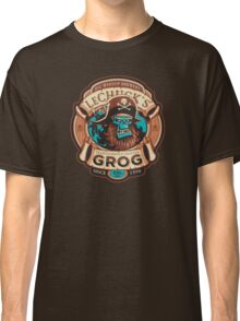 Ghost Pirate Grog Classic T-Shirt