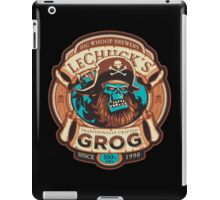 Ghost Pirate Grog iPad Case/Skin