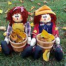 Harvest Twins by Glenna Walker