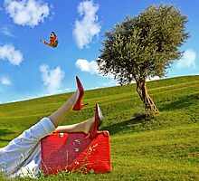 summer day by Joana Kruse