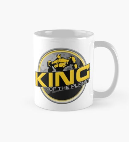 King Of The Planet - Bow before the king Mug