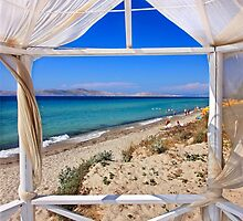 Balcony to the Aegean - Kos island by Hercules Milas
