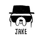 Adventure Time - Big Dog (Jake) by Seignemartin