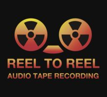 Reel To Reel Colorful  by tenerson