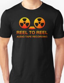 Reel To Reel Colorful  T-Shirt