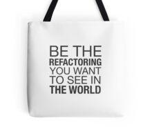 Refactoring Positivity Tote Bag
