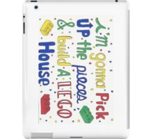 Lego House iPad Case/Skin