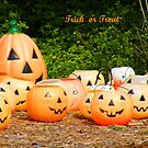 Trick or Treat by Rosalie Scanlon