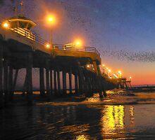 "Surf City Lights by Lenora ""Slinky"" Regan"