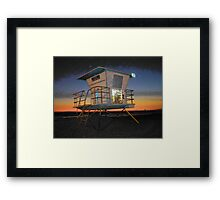 Tower 2 Framed Print