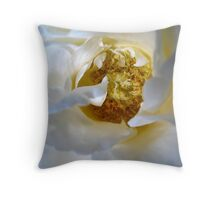 Heart of the beauty Throw Pillow