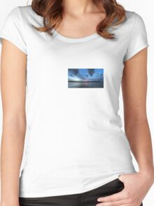 In the twilight zone Women's Fitted Scoop T-Shirt