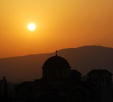 Athenian Fire by Caprice Sobels