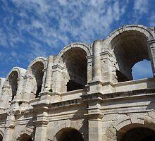 Roman Amphitheatre by pluspixels