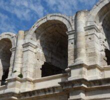 Roman Amphitheatre Sticker