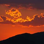 Clouds on Fire by rmanruss