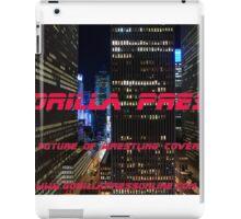 The future of Wrestling  iPad Case/Skin