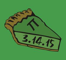 Pi day 2015 by Boogiemonst
