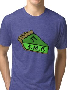 Pi day 2015 Tri-blend T-Shirt