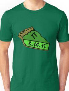 Pi day 2015 Unisex T-Shirt